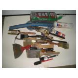 Paint Supplies Lot