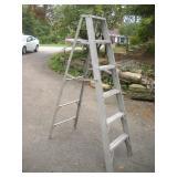 Alum. 6 Ft. Step Ladder