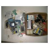 Electric Supplies 1 lot