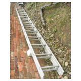 alum ladder28 ft