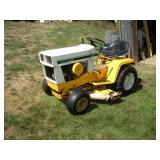 "International Cub Cadet 108 Lawn Tractor  42"" Deck"