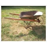 Metal Wheelbarrow   General 100
