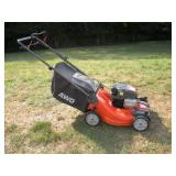 Husqvarna AWD Lawn Mower With Bagger