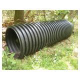 Large Plastic Corrugated Drain Pipe / Hancor