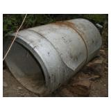 "36"" Wide Roll Of Galvanized Steel"