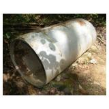 "44"" Wide Roll Of Galvanized Steel"