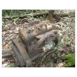 Ford Model A 4 Cylinder Motor