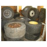 (13) Tractor Tires