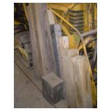 """4"""" x 4"""" Wood"""