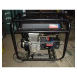 Homelite 4400 Watt Generator - Runs