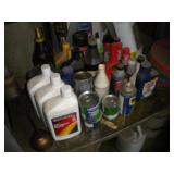 Oil - Contents Of Shelves