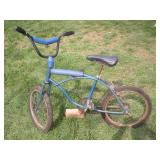 "Vintage Schwinn Scrambler 20"" BMX Bicycle"