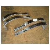 (2) Ford Model A Bumpers