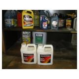 Oil, Antifreeze & Washer Fluid