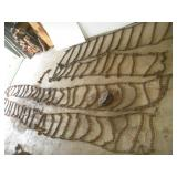 "Tractor Tire Chains/ 16""x84"" / 16""x168"""