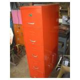"5 Drawer Filing Cabinet  15""x29""x59"""