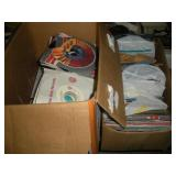 2 Boxes Of 45 RPM