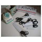 Dial Sharpener & Scissor Set