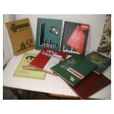 1951-1957 Latrobe High School Yearbooks