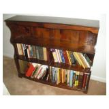 Pine Bookcase (NO CONTENTS)  41x10x36 Inches