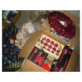 Christmas Decorations 1 Lot