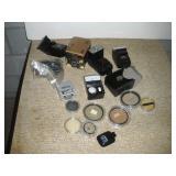 Nikon, Minolta - Flashes,Flash Meter,Lens &