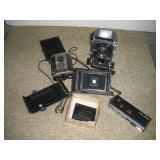 Mamiya Professional Box Camera, Brownie Camera