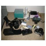 Cannon Sureshot 70, Filters,Nikon 808,