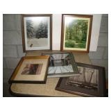 Pictures & Picture Frames