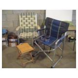 Folding Chairs & Stool