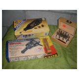 Dremel Tools & X-acto Knife