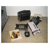 Polaroid Camera Parts, Kodak Filters & Video