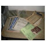 Vintage Piano & Organ Sheet Music