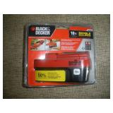 Black & Decker 18V Rechargeable Battery NIB