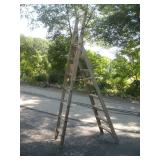 Aluminum 5 Way Combination Ladder