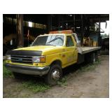 1988 Ford Super Duty Diesel Roll Back