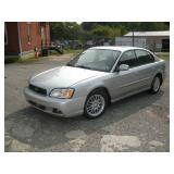 2003  Subaru Legacy AWD