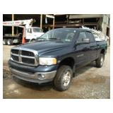 2004 Dodge Ram 2500 Pick Up truck