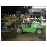 CLARK Fork Truck Model C500 Y155