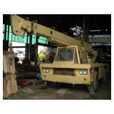 Broderson MFG Boom Crane Model RTR701B