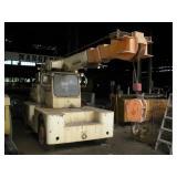 JLG Boom CVrane Model 686