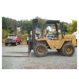 CATERPILLAR Fork Truck $WD R80