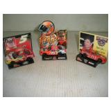 (3) Collector Racing Champion Cars  NIB