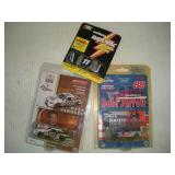 (3) Collector Cars  NIB  1/64 Scale