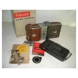Kodak & Polaroid Land Cameras