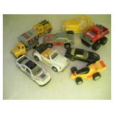 Assorted Toy Cars & Trucks