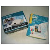 Pandigital Portable Printer NIB & Photo Paper