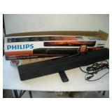 PHILIPS Sound Bar W/Remote
