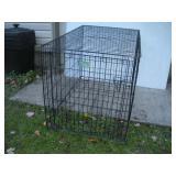 I-Crate 2 Door Pet Crate  30x48x33 Inches