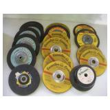 7 Inch Assorted Grinding Wheels